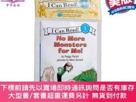 二手書博民逛書店罕見原版 英文原版No More Monsters for Me! Book and CD  Y454646