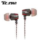 T.C.STAR TCE6000RD 入耳式耳機麥克風(紅)