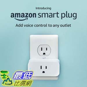 [7美國直購] Amazon Smart Plug 插座 適用 Alexa / Echo (2nd Gen) / Echo Dot (3rd Gen)