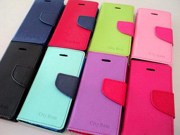 ✔LG G PRO2 手機套 CITY BOSS 撞色混搭 D838 手機皮套 保護套 保護殼 手機殼 磁扣 可站立