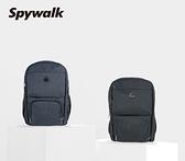 SPYWALK 休閒低調型男後背包 NO:S9273
