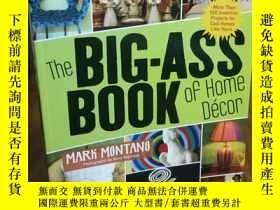 二手書博民逛書店The罕見Big-Ass Book of Home Décor:
