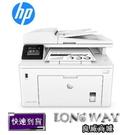 送行動電源+登錄送果汁機~ HP LaserJet Pro 黑白多功能事務機 M227fdw (G3Q75A)
