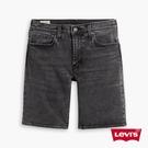 Levis 男款 上寬下窄 405膝上牛仔短褲 / FLEX彈力機能布料 / 天絲棉