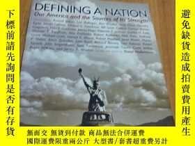 二手書博民逛書店DEFINING罕見A NATION 請看圖Y16761 請看圖