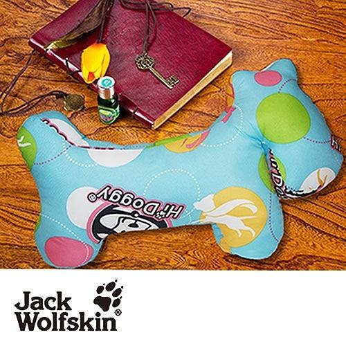 Jack Wolfskin飛狼 Hi Doggy狗狗抱枕