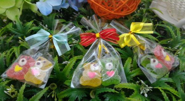 QQ甜心熊軟糖-小包裝/份(二次進場.婚禮小物.謝客禮.生日分享禮)~~~