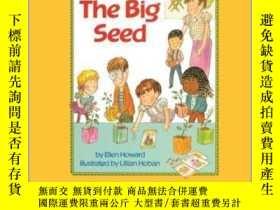 二手書博民逛書店The罕見Big SeedY362136 Ellen Howard Aladdin (August 2...
