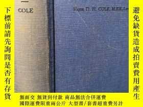 二手書博民逛書店1935年罕見IMPERIAL MILITARY GEOGRAPHY 《帝國軍事地理 》 含27副超大拉頁彩色地圖