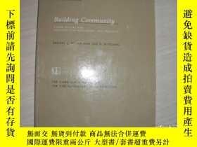 二手書博民逛書店BUILDING罕見COMMUNITY 【853】A NEW FUTURE FOR ARCHITECTURE ED