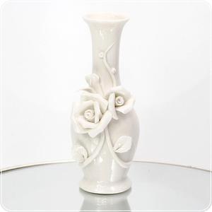 HONEY COMB 陶瓷迷你弧狀花器 FB159