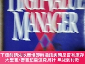 二手書博民逛書店THE罕見HIGH VALUE MANAGERY10980 THE HIGH VALUE MANAGER TH