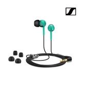SENNHEISER 森海塞爾 CX215 耳道式耳機(綠色)