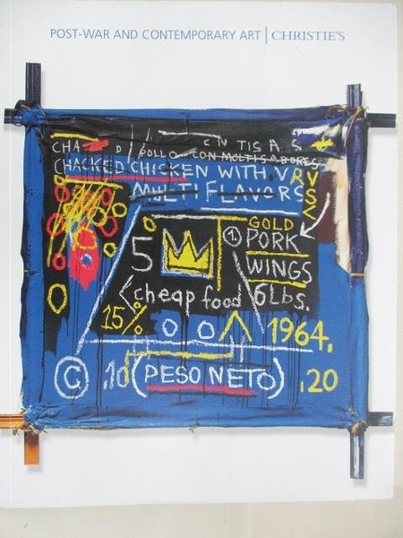 【書寶二手書T5/收藏_A75】Christie s_Post-war and…Evening Auction_2018/3/6