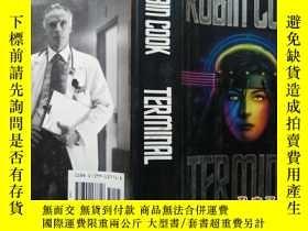 二手書博民逛書店ROBIN罕見COOK TERMINAL羅賓庫克終端EY3359 出版1993