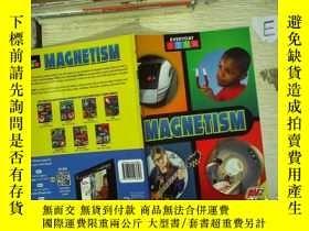 二手書博民逛書店everyday罕見stem magnetism 日常幹磁性Y180897