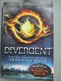 【書寶二手書T2/原文小說_NFA】Divergent_Roth, Veronica