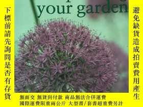 二手書博民逛書店planting罕見your gardenY121218 看圖