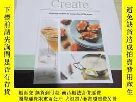 二手書博民逛書店Create罕見Inspiring recipes for ev