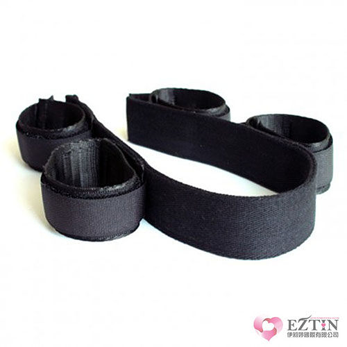 【伊莉婷】美國駭客 Toughage Nylon Hand Foot restraint 情趣精品《手足一字枷》