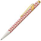 2018限定版 瑞士 卡達 CARAN D'ACHE 849 紅白原子筆(聖誕限定版)849.018
