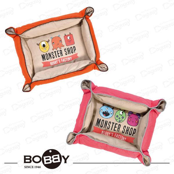 法國《BOBBY》怪獸商鋪折疊床 XS 旅行用睡墊 貓床 狗床 隨處睡 寵物住宿專用