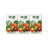 波蜜果菜汁250g*6入/組