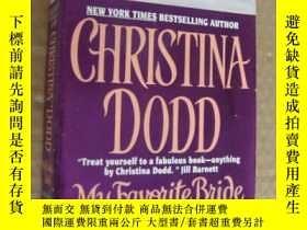 二手書博民逛書店My罕見Favorite Bride (我最愛的新娘)Y8571