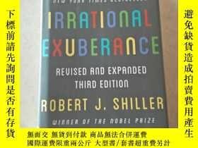 二手書博民逛書店Irrational罕見Exuberance:Revised and Expanded Third edition