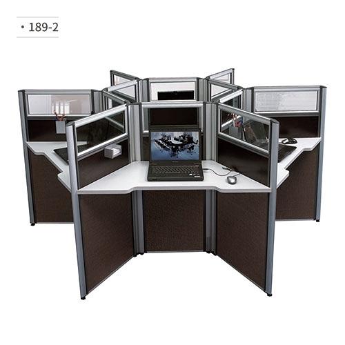 辦公桌 (高隔間屏風) 189-2 (請來電詢價)