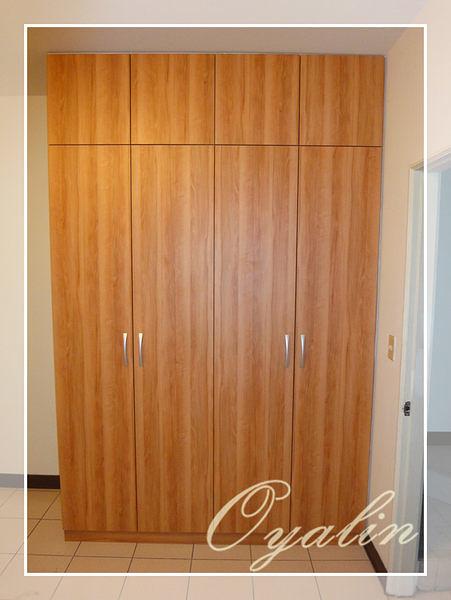 【歐雅系統家具】系統櫃 原色自然風~系統衣櫃 系統高櫃 EGGER E1-V313防潮塑合板 系統櫃工廠