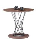 【南洋風傢俱】室內餐桌椅系列-胡桃休閒桌椅組 CX899-2 CX934-15