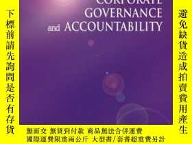 二手書博民逛書店Corporate罕見Governance And AccountabilityY256260 Jill So