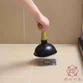 管道疏通器水槽清潔器通馬桶下水道清理器吸拉堵塞工具【櫻田川島】
