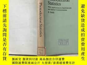 二手書博民逛書店Photoelectron罕見Statistics with A