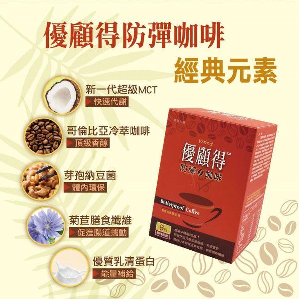 優顧得防彈咖啡二入/健康咖啡/生酮飲食/燃燒咖啡