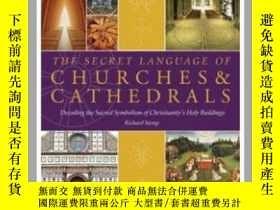 二手書博民逛書店The罕見Secret Language of Churches