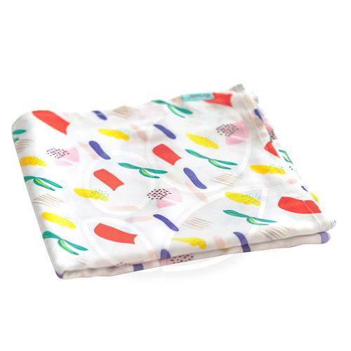 tiny twinkle - Swaddle Blanket Single 紗布巾(馬提斯)TT-1121【佳兒園婦幼館】