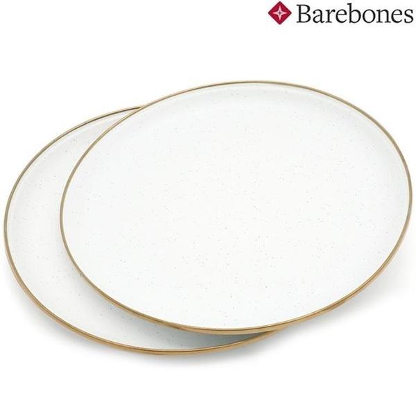 『VENUM旗艦店』Barebones Enamel Deep Plate Set 琺瑯盤兩入組 CKW-391 蛋殼白