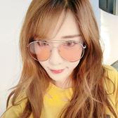 墨鏡男士潮個性明星款潮人司機網紅新款太陽眼鏡韓版圓臉女士