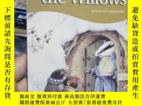 二手書博民逛書店英文原版Wind罕見in the Willows 柳林風聲Y15