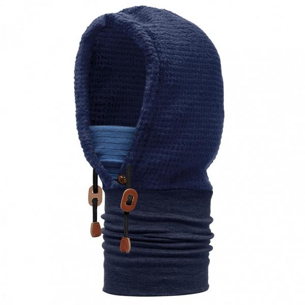 Buff 西班牙 Thermal Pro 保暖連帽頭巾 藍色狂想 (BF110978)