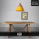 INPHIC-餐桌臥室燈北歐吧台實木餐廳LED燈簡約LED吊燈書房燈-B款_WUEs