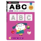 《 小康軒 Kids Crafts 》【幼小銜接初階練習本】ABC / JOYBUS玩具百貨