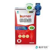 【即期】burner倍熱 健字號極纖錠60顆(15包入/盒) - 2022.3.15