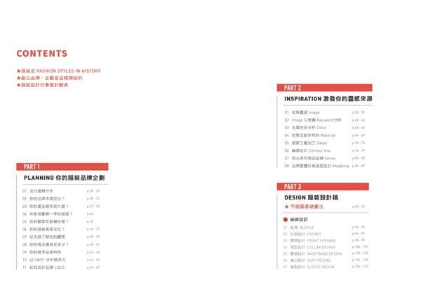 I DESIGN 服裝設計+FASHION SKETCH BOOK