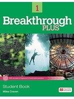 二手書博民逛書店《Breakthrough Plus Student s Book + Digibook Pack Level 1》 R2Y ISBN:9780230438132