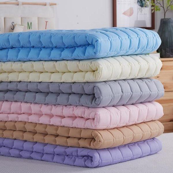床墊水洗床墊學生宿舍榻榻米海綿褥子可折疊單雙人墊被1.5m1.8米床褥liv【樂享生活館】