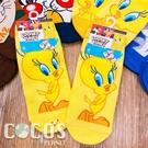 華納 樂一通系列 大嘴怪兔巴哥翠迪鳥 短襪 造型襪 襪子 直版襪 E款 COCOS SO040
