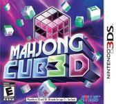 3DS Mahjong CUB3D 上海 3D 方塊(麻將盒 3D)(美版代購)